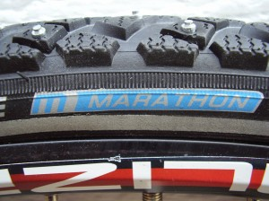 Schwalbe Marathon Winter GRAVELBIKE.com Sun Ringle