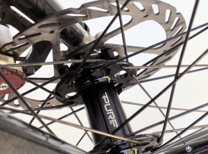 GRAVELBIKE.com gravel grinder 650B 27.5 BWW Bicycle Wheel Warehouse Pure Enduro Avid BB7 Hayes