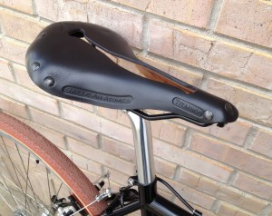 GRAVELBIKE.com gravel grinder Selle Anatomica X Titanico New Albion SOMA