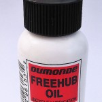 A 1-ounce bottle of Freehub Oil retails for around $12.