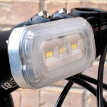 Central 100 front light